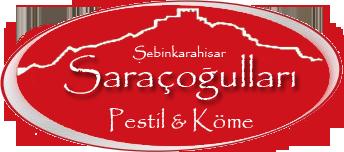 Saraçoğulları Şebin Gıda Pestil Köme Şebinkarahisar